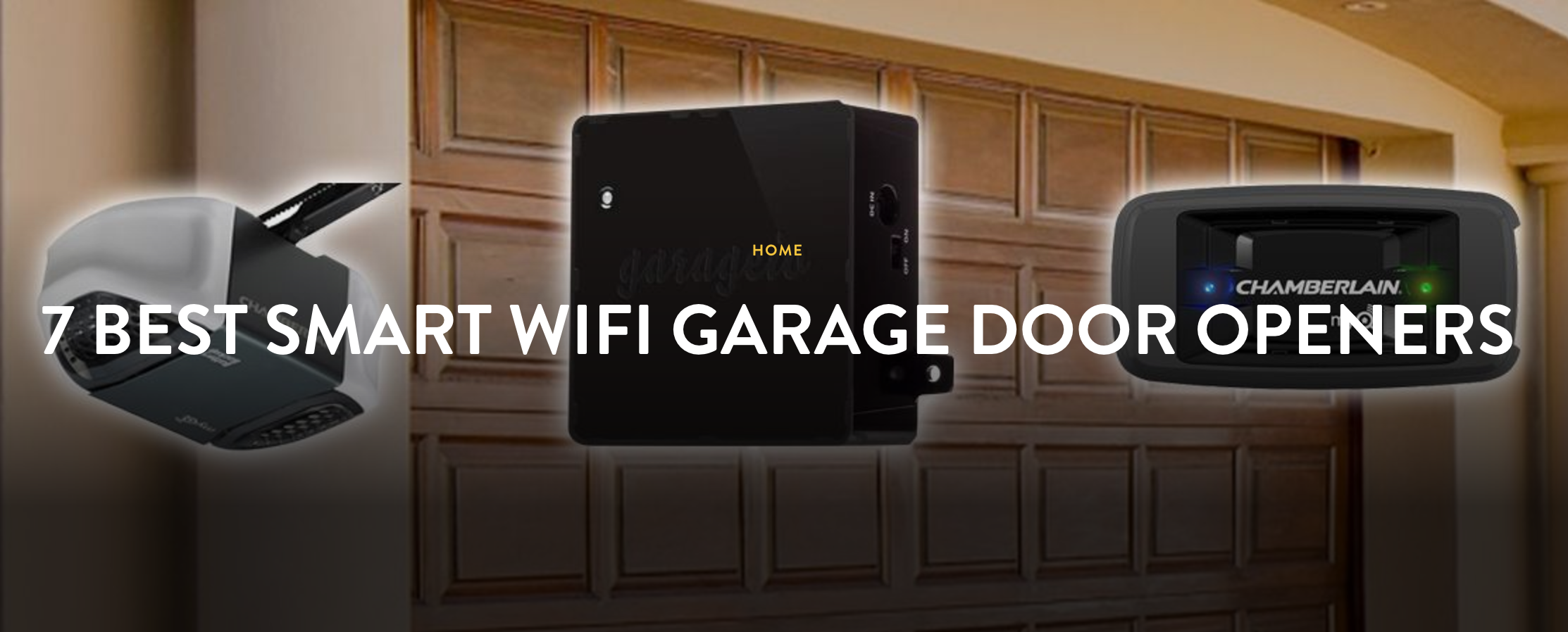 door izone security garage smart product