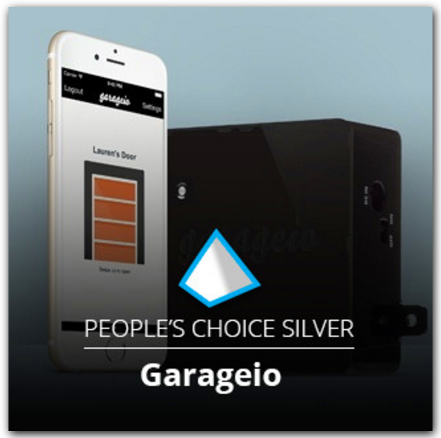 Garageio wins People's Choice Siler in the IoT Awards - IoT Awards