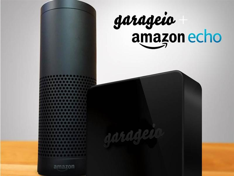 Amazon Echo Alexa picks up new Garageio skill - Android Central