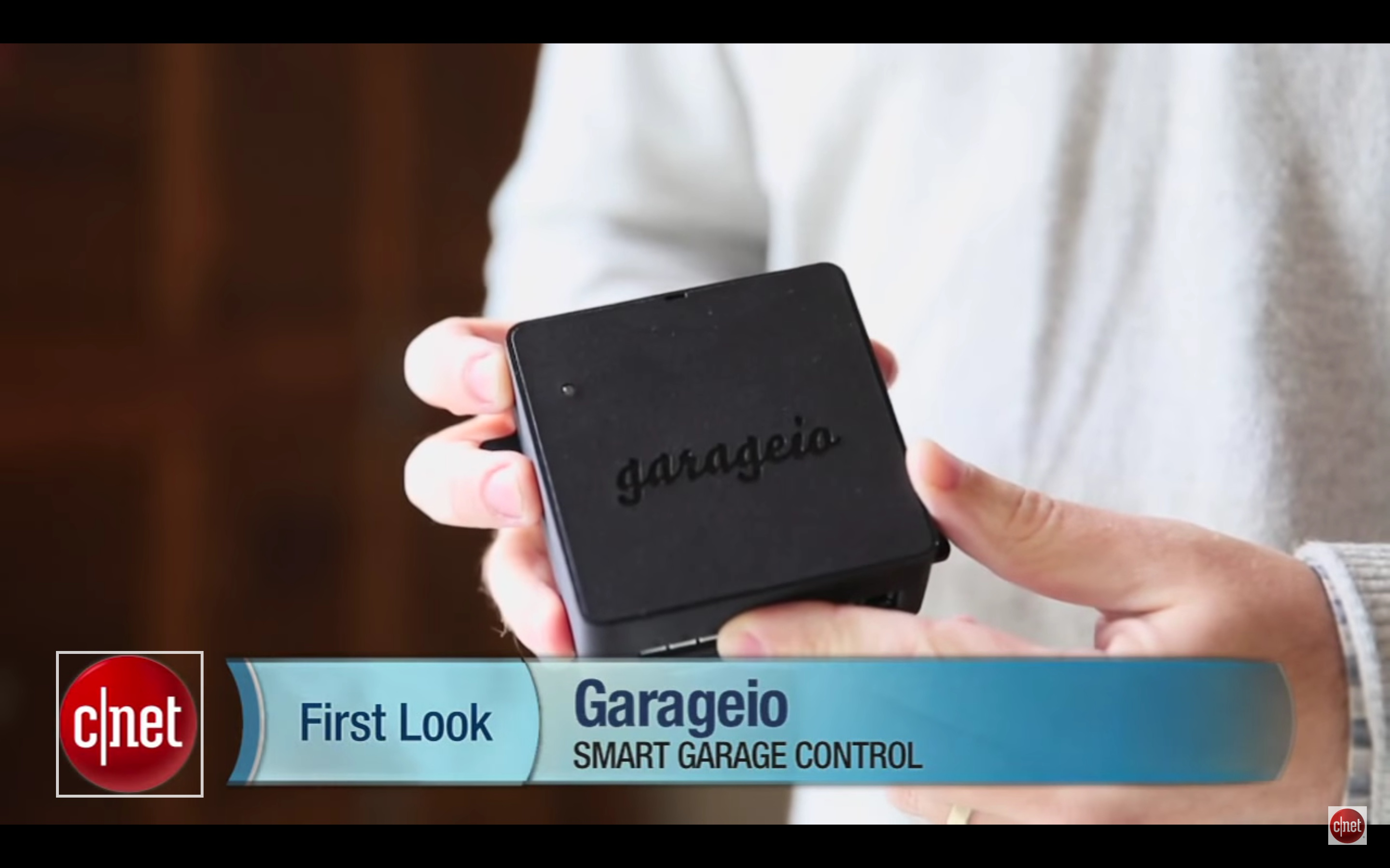 Garageio brings smarts to your garage door - CNET